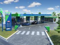 Ключарска и автоключарска помощ в района на бензиностанция ОМВ